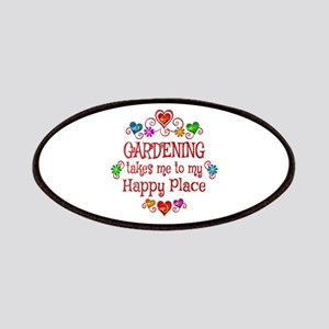 Gardening Happy Place Patch