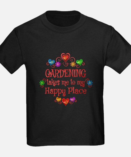 Gardening Happy Place T