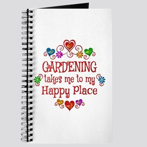 Gardening Happy Place Journal