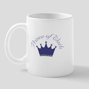Prince of Wails Crown Mug