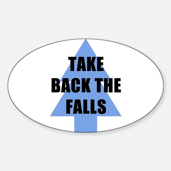 Take Back the Falls Decal