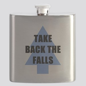 Take Back the Falls Flask