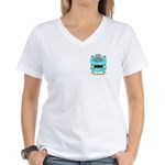Poyser Women's V-Neck T-Shirt