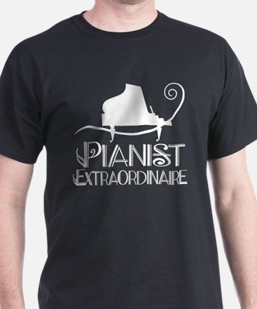 Piano Pianist Music Gift T-Shirt