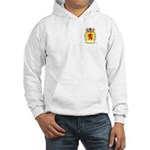 Powys Hooded Sweatshirt