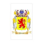 Powys Sticker (Rectangle)