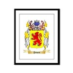 Powys Framed Panel Print