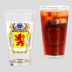 Powys Drinking Glass