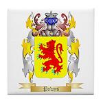 Powys Tile Coaster