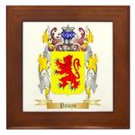 Powys Framed Tile