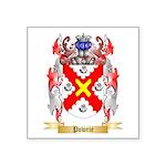 Powrie Square Sticker 3
