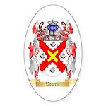 Powrie Sticker (Oval 10 pk)