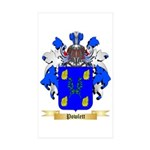 Powlett Sticker (Rectangle 10 pk)