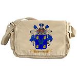 Powlett Messenger Bag
