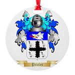 Powles Round Ornament