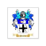 Powles Square Sticker 3