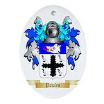 Powles Oval Ornament