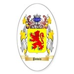 Powis Sticker (Oval 50 pk)