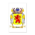 Powis 35x21 Wall Decal
