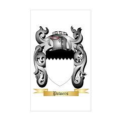 Powers Sticker (Rectangle)