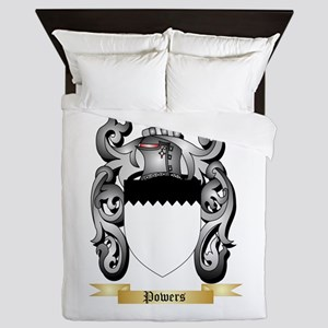 Powers Queen Duvet