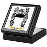 Power Keepsake Box
