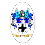 Powel Sticker (Oval 10 pk)