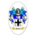 Powel Sticker (Oval 50 pk)