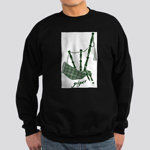 PIPER (bagpipes design!) Sweatshirt