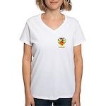 Povarov Women's V-Neck T-Shirt