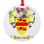 Povarov Round Ornament