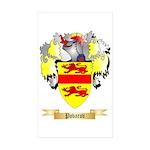 Povarov Sticker (Rectangle 50 pk)