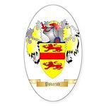 Povarov Sticker (Oval 10 pk)
