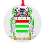 Pouw Round Ornament