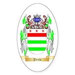 Pouw Sticker (Oval 50 pk)