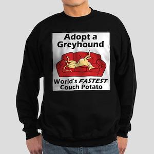 Fastest Couch Potato Sweatshirt