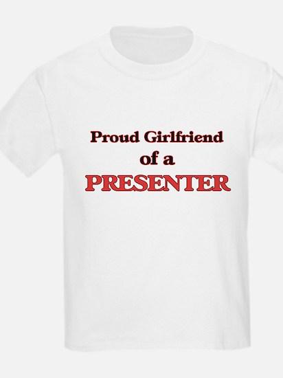 Proud Girlfriend of a Presenter T-Shirt