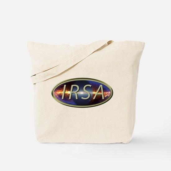 Irsa Logo Tote Bag