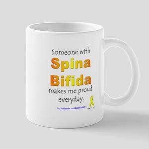 """""""Spina Bifida Pride"""" Mug"""