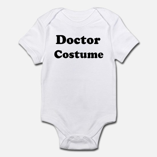 Doctor costume Infant Bodysuit