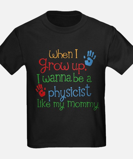 Physicist Like Mommy T
