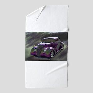 Classic & Exotic Cars - Hot Rod Shots Beach Towel