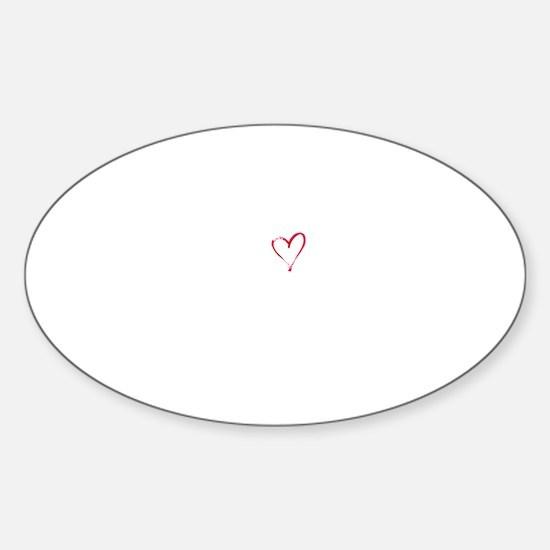 Cool Meghan Sticker (Oval)