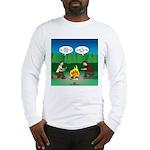 Great Campfire Long Sleeve T-Shirt