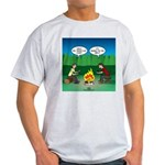 Great Campfire Light T-Shirt