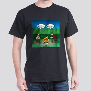 Great Campfire Dark T-Shirt