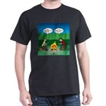 Great Campfire Dark T-Shirt
