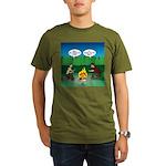 Great Campfire Organic Men's T-Shirt (dark)