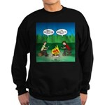 Great Campfire Sweatshirt (dark)
