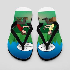 Great Campfire Flip Flops